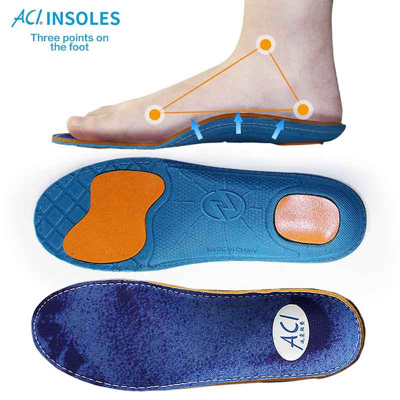 High Elastic Shock Absorption Basketball Shoe Insoles (ACF)